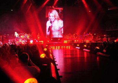 Shakira u Areni Zagreb
