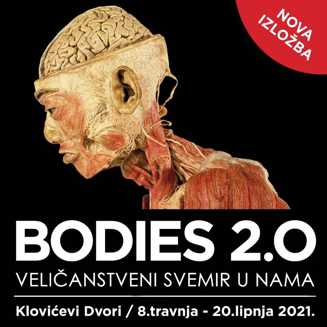 Bodies 2.0 Izložba - Veličanstveni Svemir u Nama